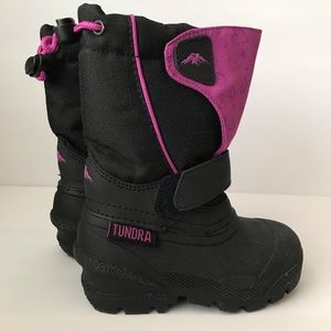 Tundra toddler snow boots